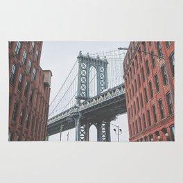 Dumbo Brooklyn New York City Rug