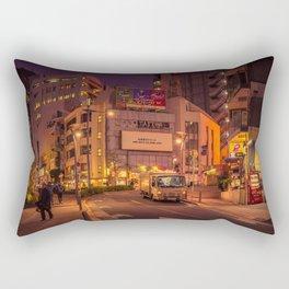 Breathe/ Anthony Presley Photo Print Rectangular Pillow