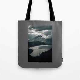 Moody Mount St. Helens Tote Bag