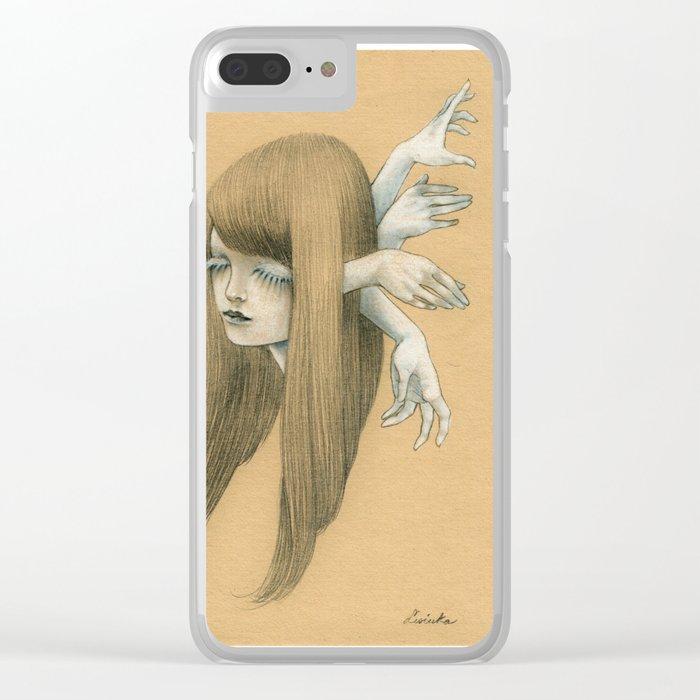 DESIRE Clear iPhone Case