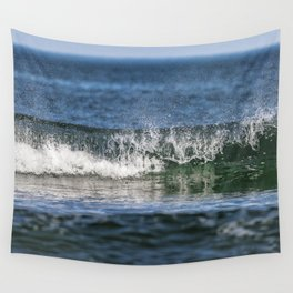 Beach Wave 0379 Wall Tapestry