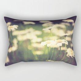 Wild Daisies Rectangular Pillow