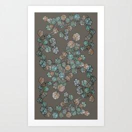 Coccoloba Art Print