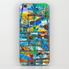 Vargamari (Goldberg Variations #11) iPhone & iPod Skin