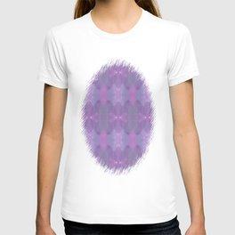 Lavender Pattern T-shirt