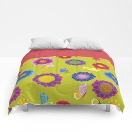 Picturesque Ukraine Comforters