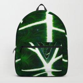 Emerald Elephant Backpack