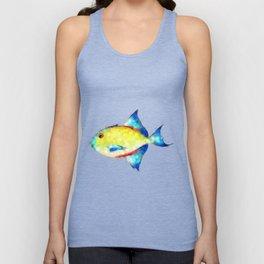 Esperimentoza - gorgeous fish Unisex Tank Top