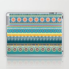 Blue Streaks Laptop & iPad Skin