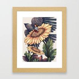 Soar Framed Art Print