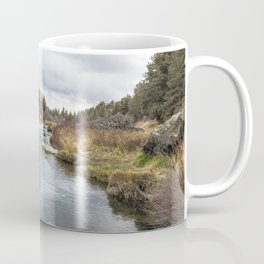Deschutes River at Eagle Crest Coffee Mug