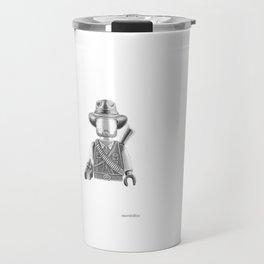 The Gunman Travel Mug