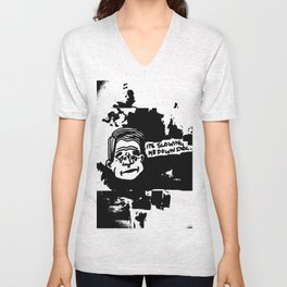 ITS SLOWING ME DOWN DOC Unisex V-Neck