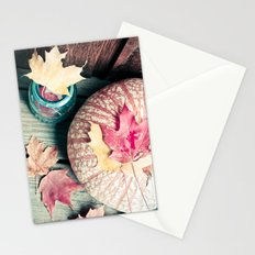 Sweet Autumn Stationery Cards