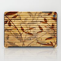 bamboo iPad Cases featuring Bamboo by Robin Curtiss
