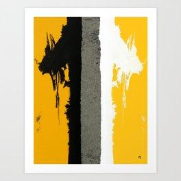 Topaz Eleven Art Print