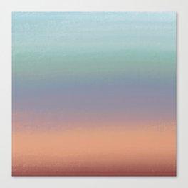 Soft Summer Canvas Print