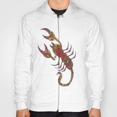 Tatoo Scorpion Hoody