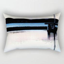 Hoist the Sun Rectangular Pillow