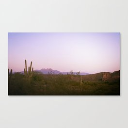 Deserted Spirit Canvas Print