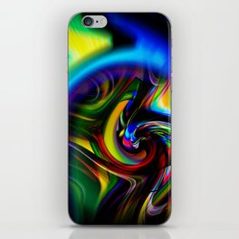 Abstract Perfection 19 iPhone Skin