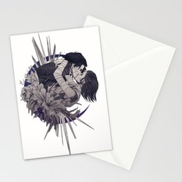 Reylo - Crescent Stationery Cards