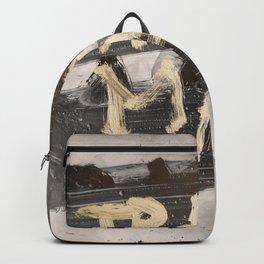 Trans Man Backpack
