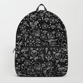 Black flash Backpack