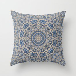 - fatal headache in front of the sea - Throw Pillow
