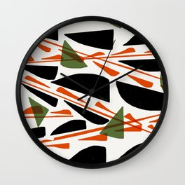 Abstracted (option 2) Wall Clock
