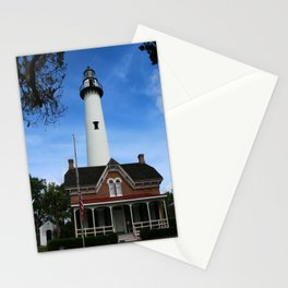 ST. SIMONS LIGHTHOUSE - Golden Isles Stationery Cards