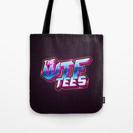 WTF tees Tote Bag
