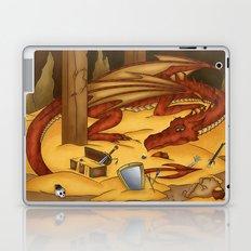 Smaug, the last dragon Laptop & iPad Skin