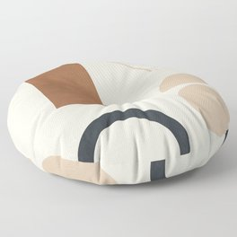 Geometric Modern Art 32 Floor Pillow