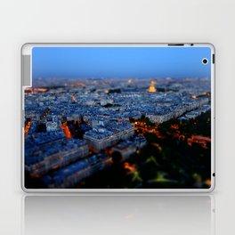 Little Blue Paris Laptop & iPad Skin