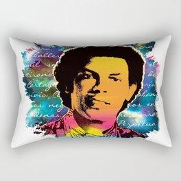 Joe Arroyo Rectangular Pillow