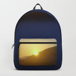 Hot August Forgiveness Backpack