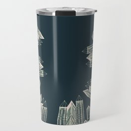 Dark Area Travel Mug
