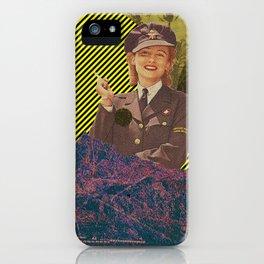 Lady Island iPhone Case