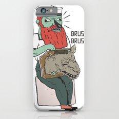 brushie brushie iPhone 6s Slim Case