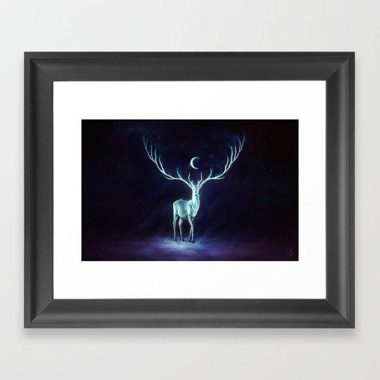 """Night Bringer"" Framed Art Print"