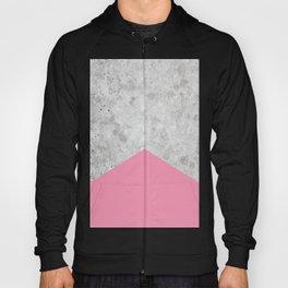 Concrete Arrow Pink #329 Hoody