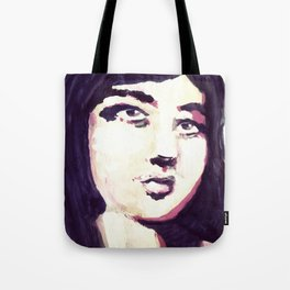 Portrait 116 Tote Bag