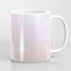 Tribal Pastel Watercolor  Mug