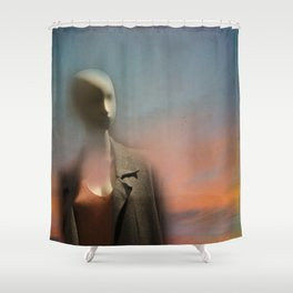 Anonymous Soul Shower Curtain