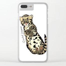 Kittens Worldwide Clear iPhone Case
