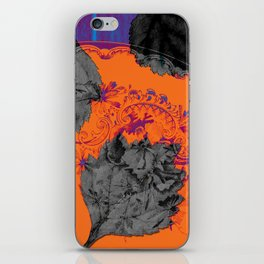 A colorful symphony for Anna iPhone Skin