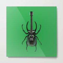 Beatle Metal Print