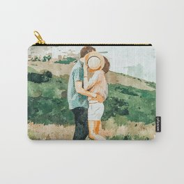 Togetherness #painting Carry-All Pouch