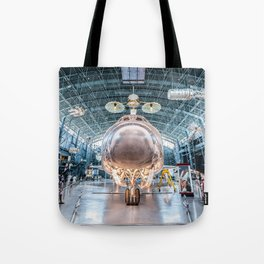 Shuttle Tote Bag
